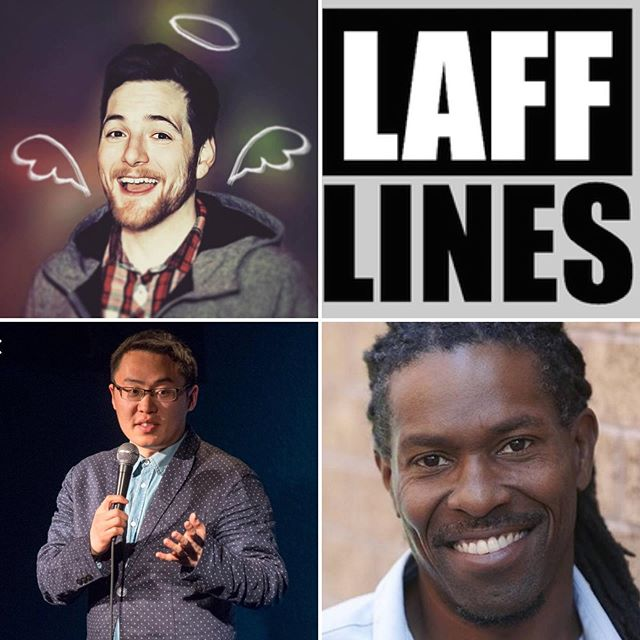 May 17/18 - International headliner Billy Anderson takes the stage this weekend being joined by Fangzhou He and your host Dred Lee Friday Show at 9PM  Saturday Show at 8PM Doors open 1 hour before showtime Tiks available at Lafflines.com #comedians #comedy #funny #lafflines #comedyclub #newwestminster #weekendvibes #laughter