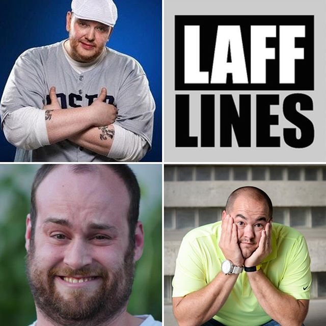 April 26/27 - International headliner Jay Hollingsworth takes the stage this weekend being joined by Darcy Boon-Collins and your host Jack Galvin Friday Show at 9PM  Saturday Show at 8PM Doors open 1 hour before showtime Tiks available at Lafflines.com #comedians #comedy #funny #lafflines #comedyclub #newwestminster #weekendvibes #laughter
