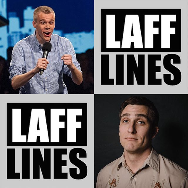 May 24/25 - International headliner Andrew Rivers takes the stage this weekend with your host Phil Kop. Special guest Ola dada on Friday and Gina Harms Saturday.  Friday Show at 9PM  Saturday Show at 8PM Doors open 1 hour before showtime Tiks available at Lafflines.com #comedians #comedy #funny #lafflines #comedyclub #newwestminster #weekendvibes #laughter