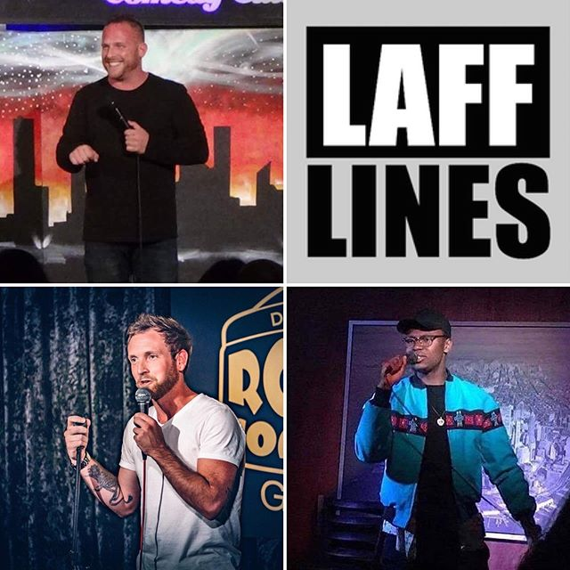 June 8th - One Show ONLY! International headliner Steve McGowan takes the stage this weekend being joined by Ola Dada and your host Matt Watson NO Show Friday Saturday Show at 8PM Doors open 1 hour before showtime Tiks available at Lafflines.com #comedians #comedy #funny #lafflines #comedyclub #newwestminster #weekendvibes #laughter #vancouvercomedy