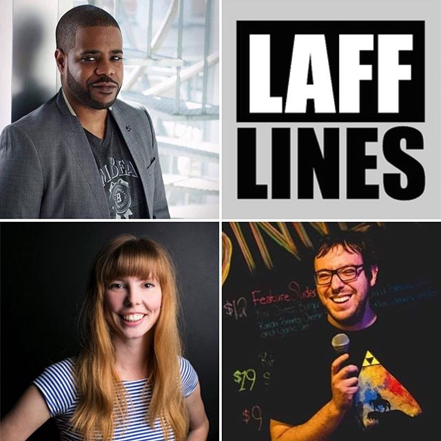 June 14/15 - International headliner Kwasi Thomas takes the stage this weekend being joined by Mark McCue and your host Amber Harper-Young Friday Show at 9PM  Saturday Show at 8PM Doors open 1 hour before showtime Tiks available at Lafflines.com #comedians #comedy #funny #lafflines #comedyclub #newwestminster #weekendvibes #laughter #vancouvercomedy #nightlife #standupcomedy