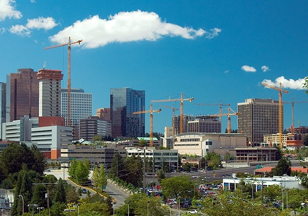Bellevue, WA doing what it takes to keep housing affordable. Photo from the City of Bellevue.