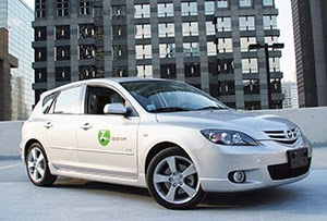 Each car-share vehicle is estimated to take between 9 and 13 (and up to 32) privately owned cars off the road.