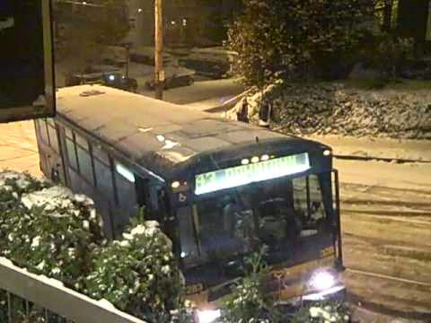 King County Metro is headed downhill after tonight's vote. Photo from  this video .