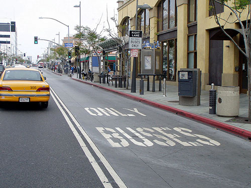 Photo by  Complete Streets .