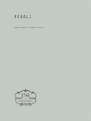Regoli Catalogue