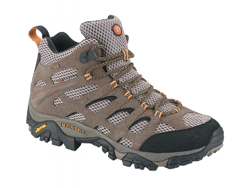 What shoes should I wear on a camping