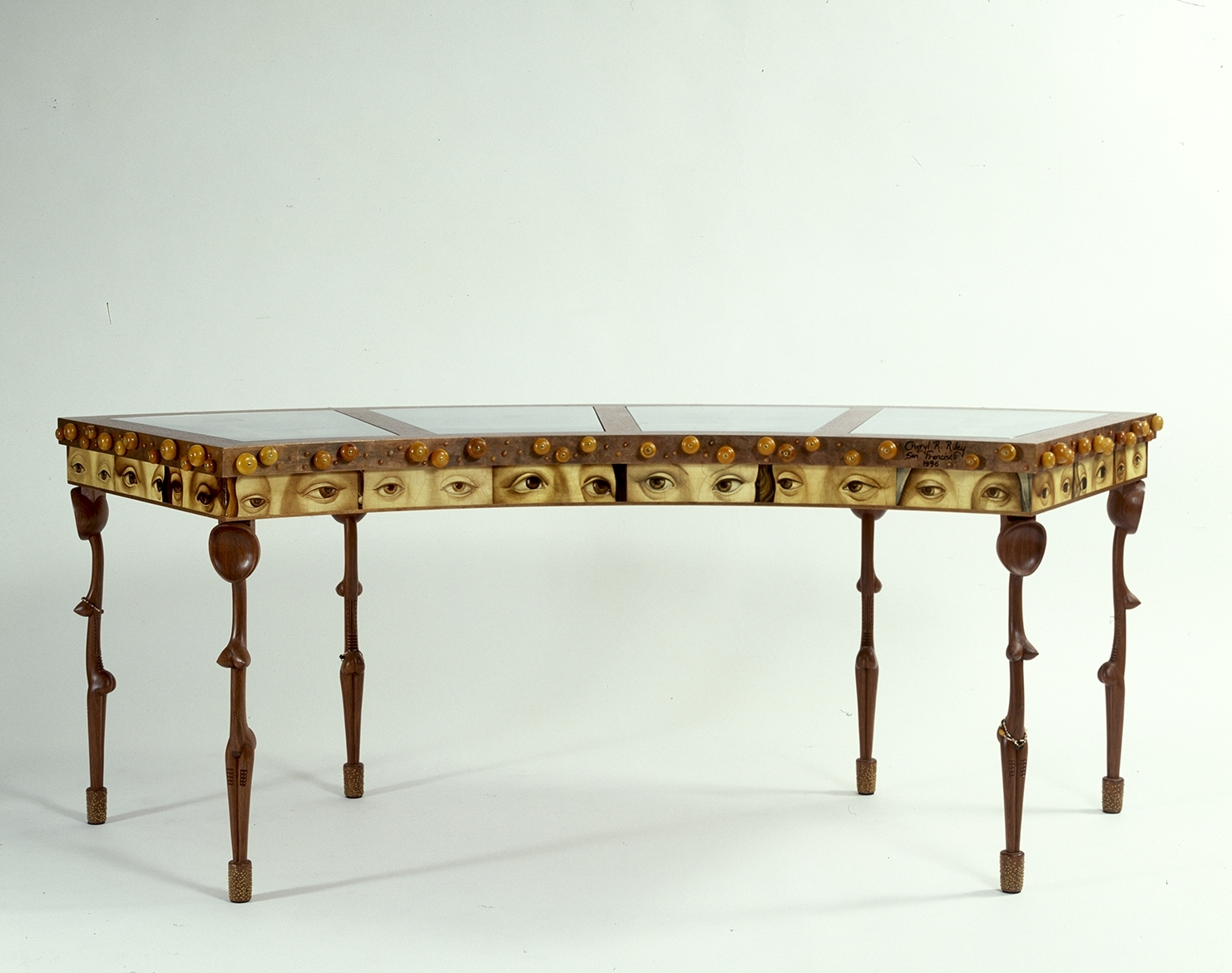 Zulu Renaissance Writing Table for a Lady-under SFMOMA.jpg