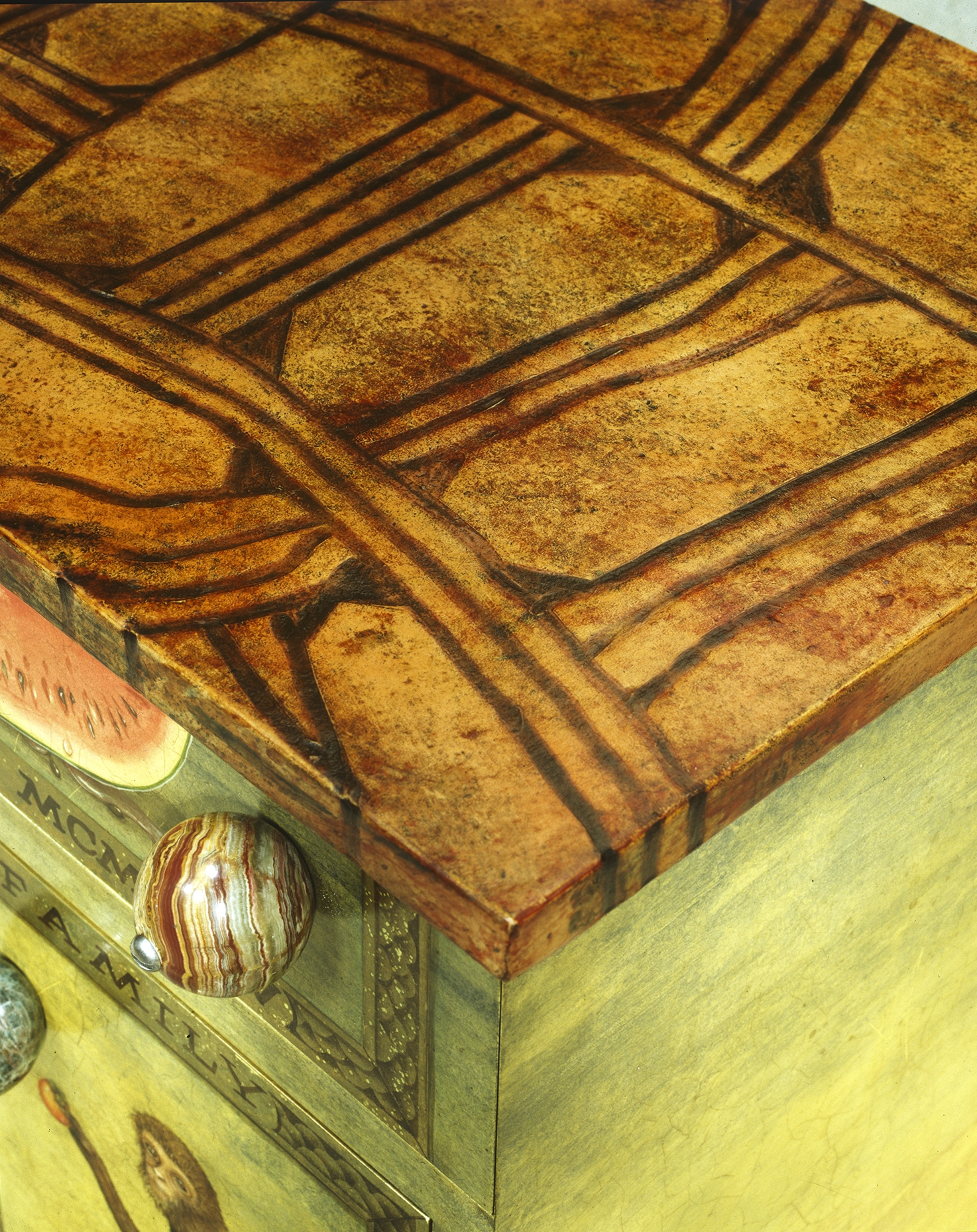 de'Medici Sideboard-top detail.jpg