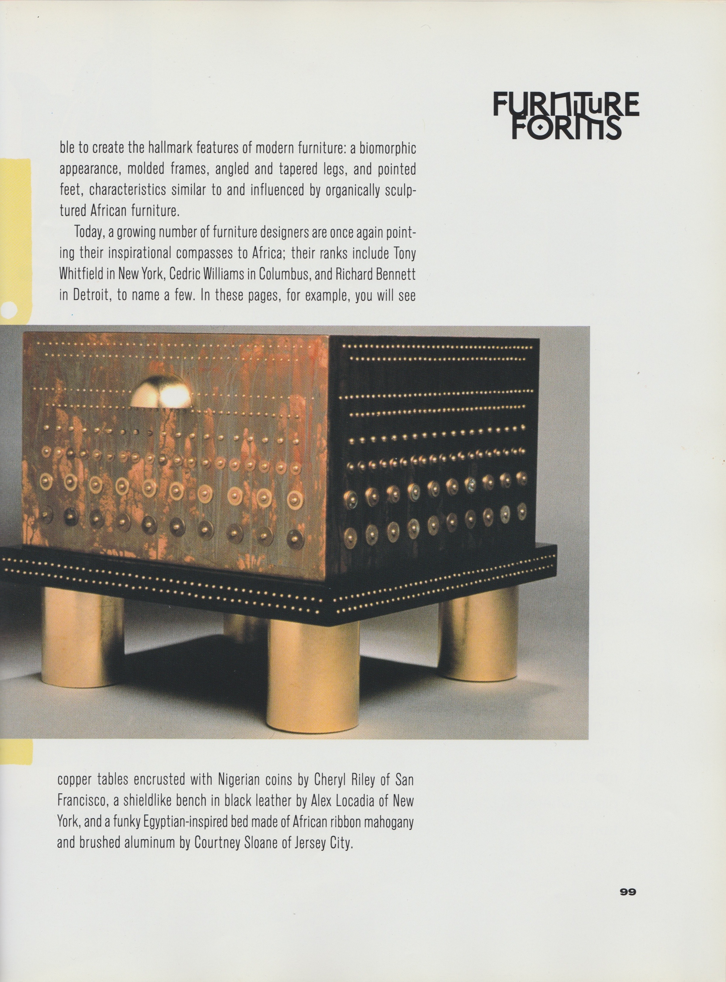 THE SPIRIT OF AFRICAN DESIGN-Tudor coffee table from Smithsonian collection.jpg