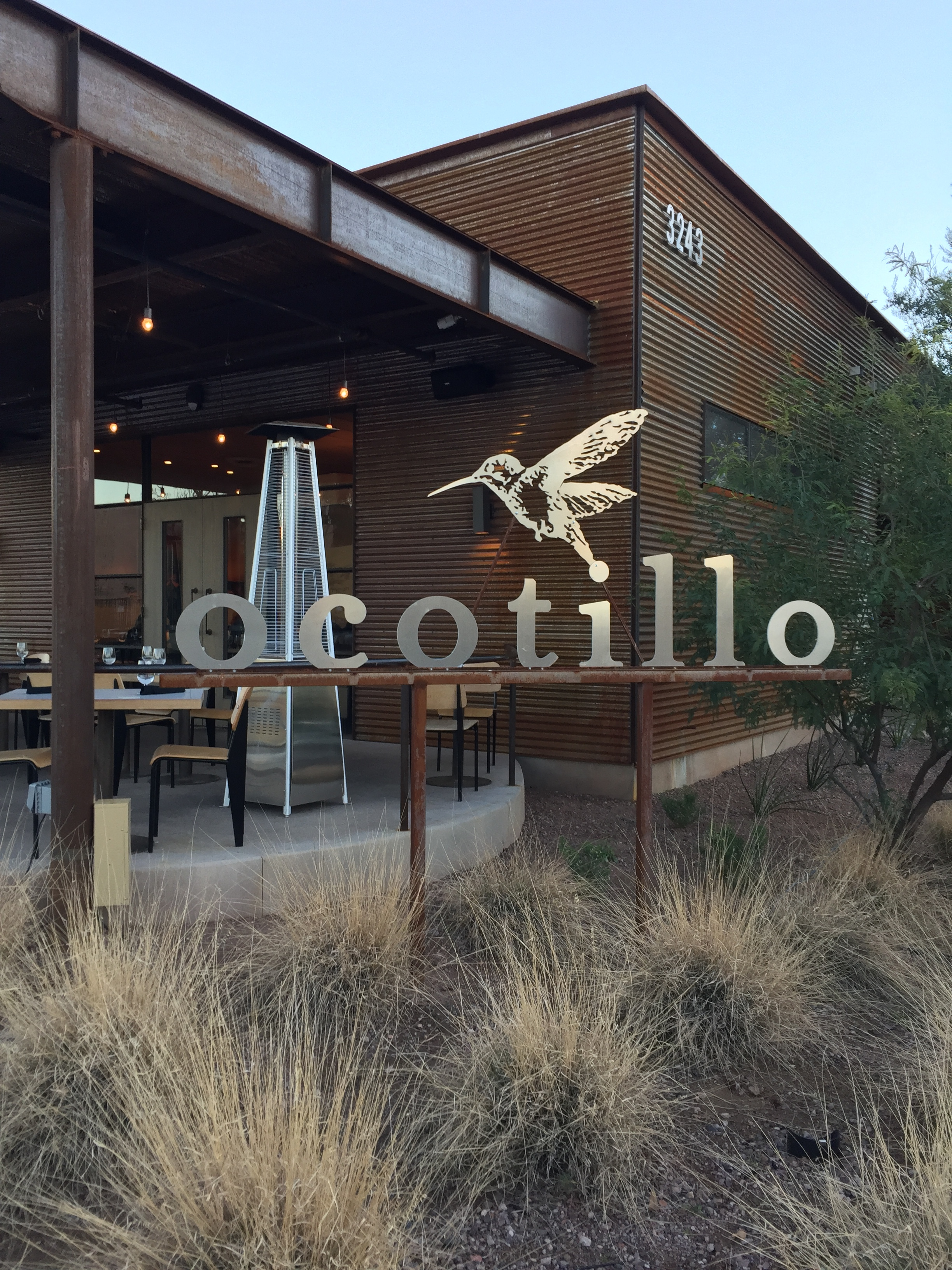 Located in a cool area close to downtown Phoenix that is being rehabbed.