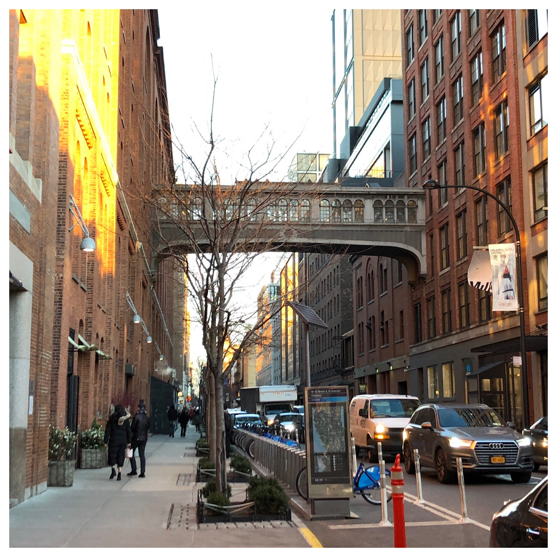 New York's version of the Bridge of Sighs?