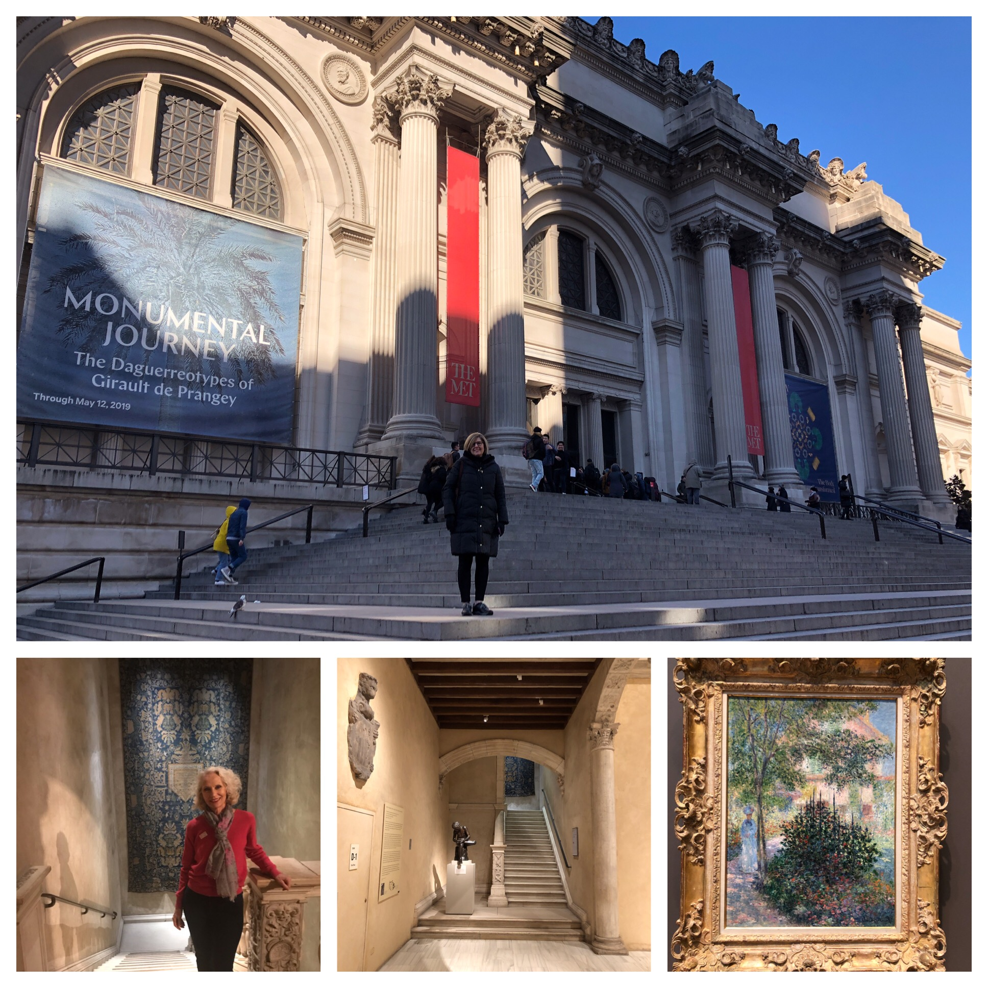 We spent most of our time with the  Impressionists. I could spend hours just walking through the beautiful building.
