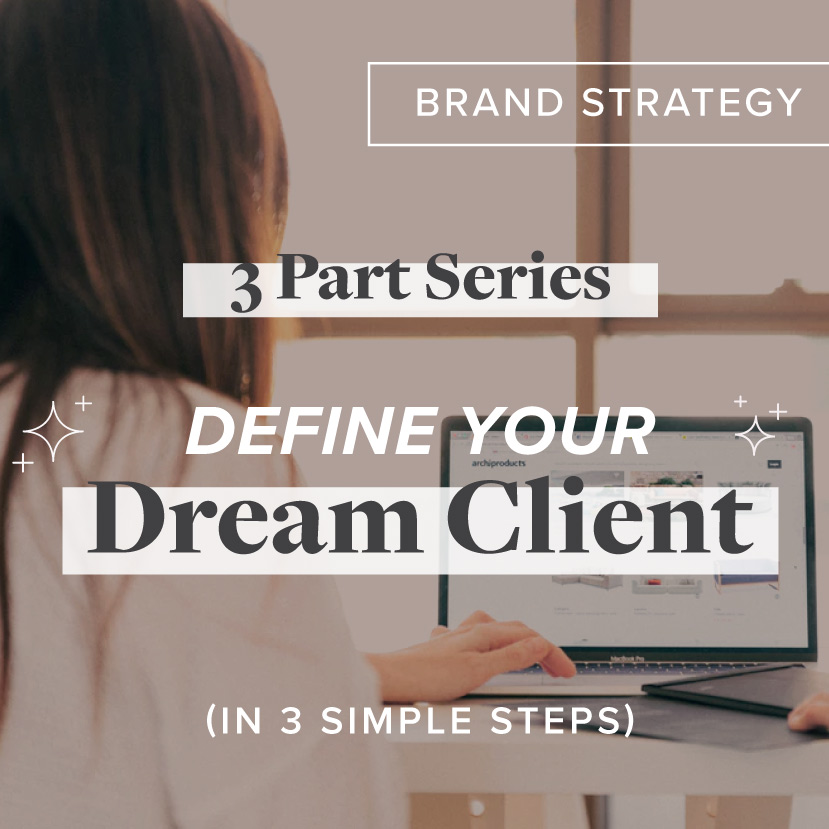 HowToDefineYourDreamClient