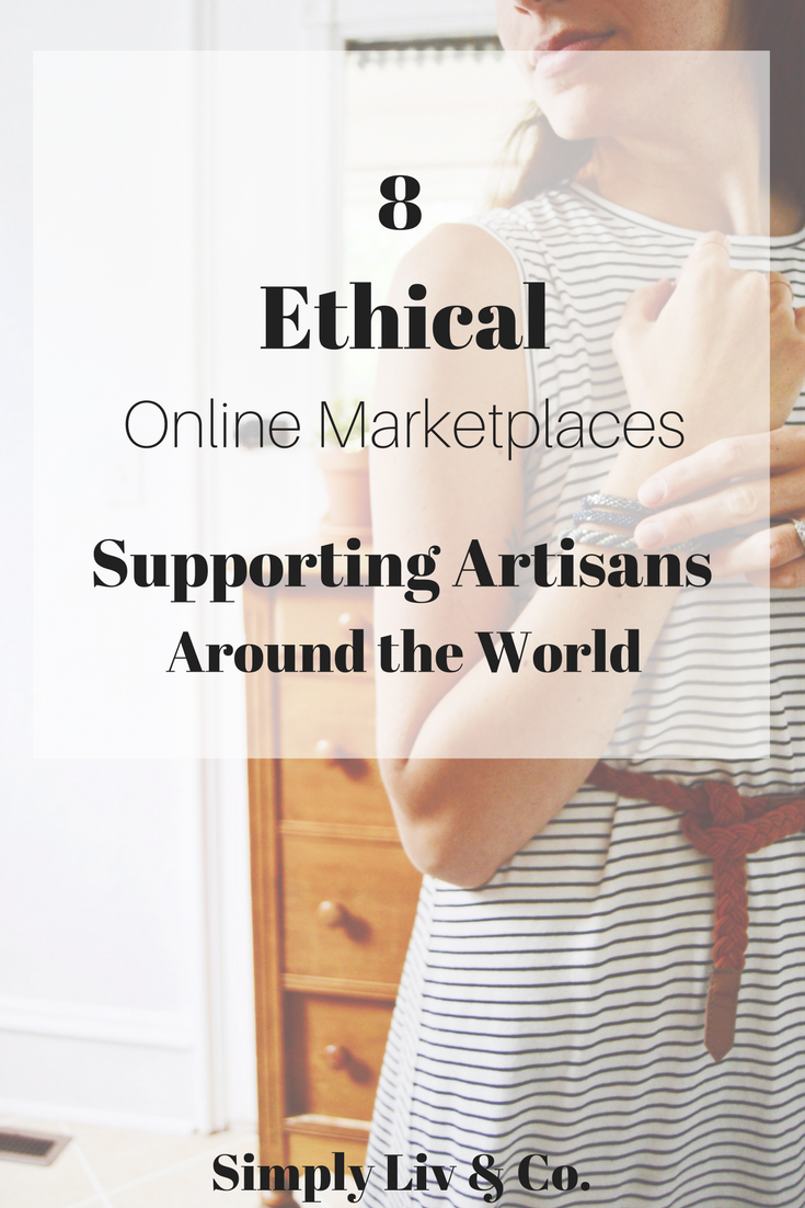 Did you know your purchase effects people all over the world — either for good or for bad? Shopping from online curated marketplaces selling artisan goods from all over the world is an amazing way to support artists all over the world while adding beautiful pieces to your home.