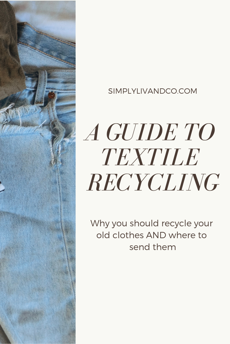 Clothing waste is a huge issue, and most people don't know where to send their clothes once they've reached the end of their lifespan. Luckily, textile recycling isn't as tricky as it sounds.