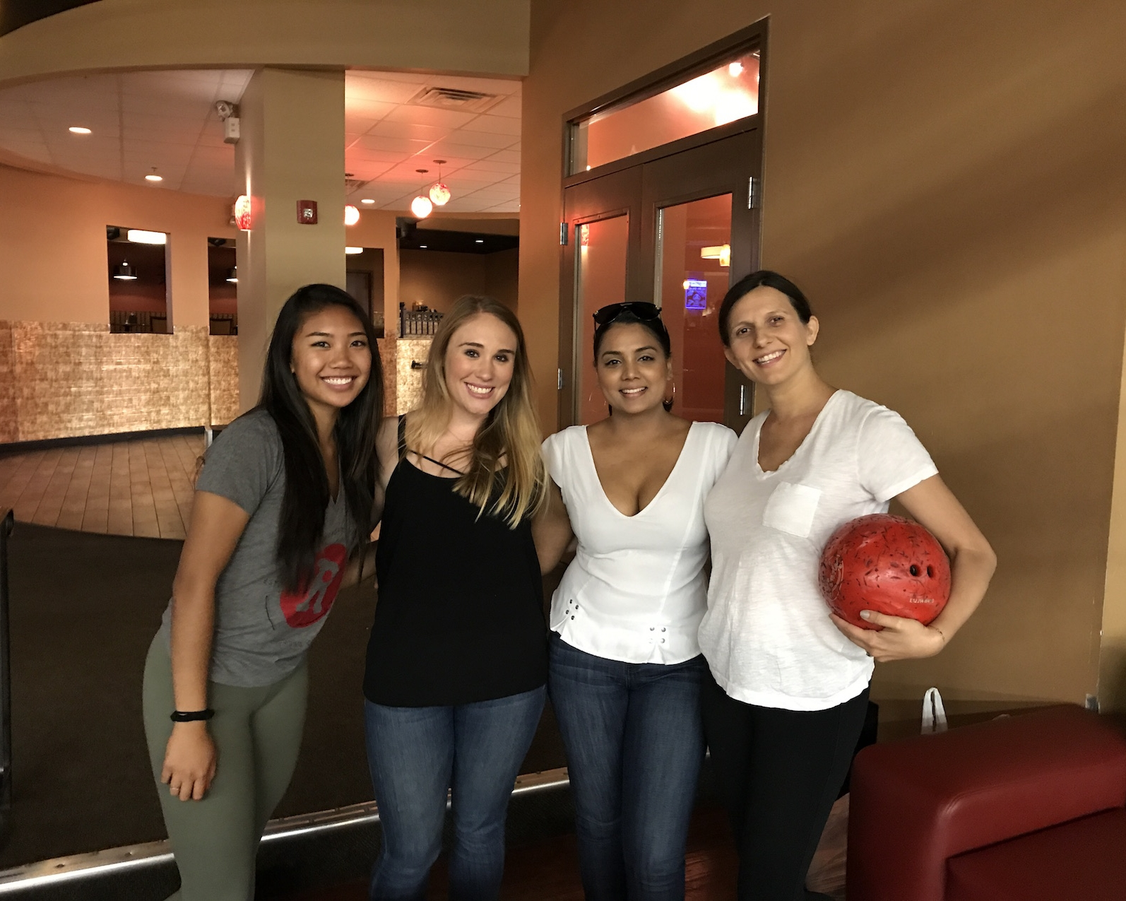 Princeton Playspace staff bowling night.JPG