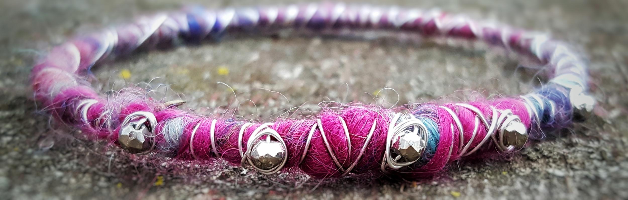 Gypsy Bangle Bracelet