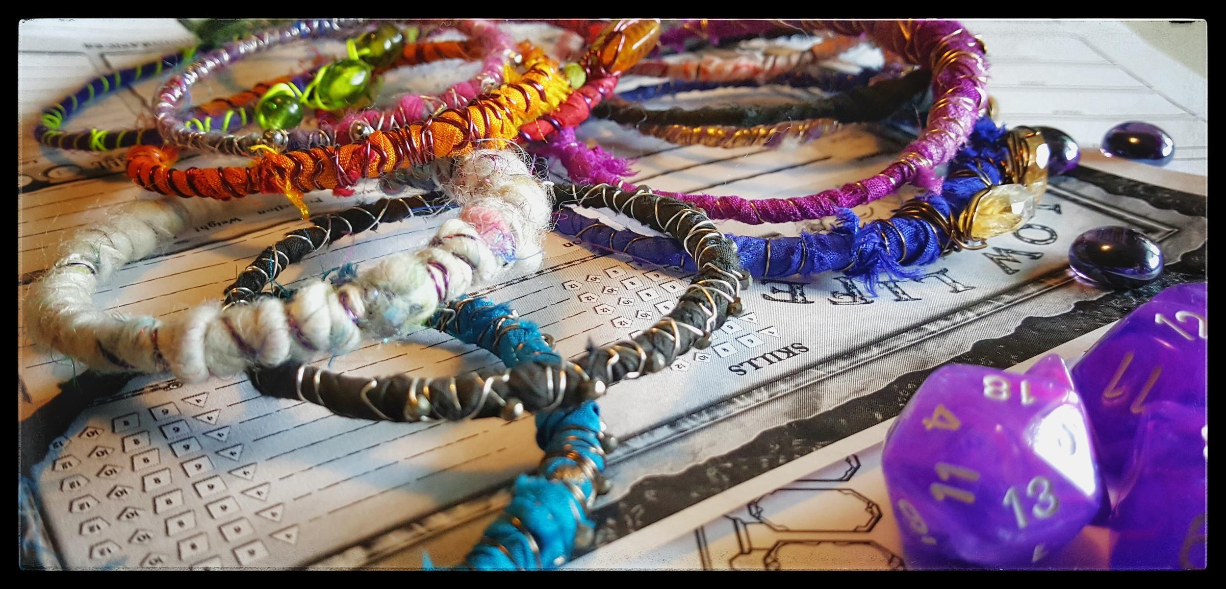 Gypsy Bangle Bracelets - SPA1688139