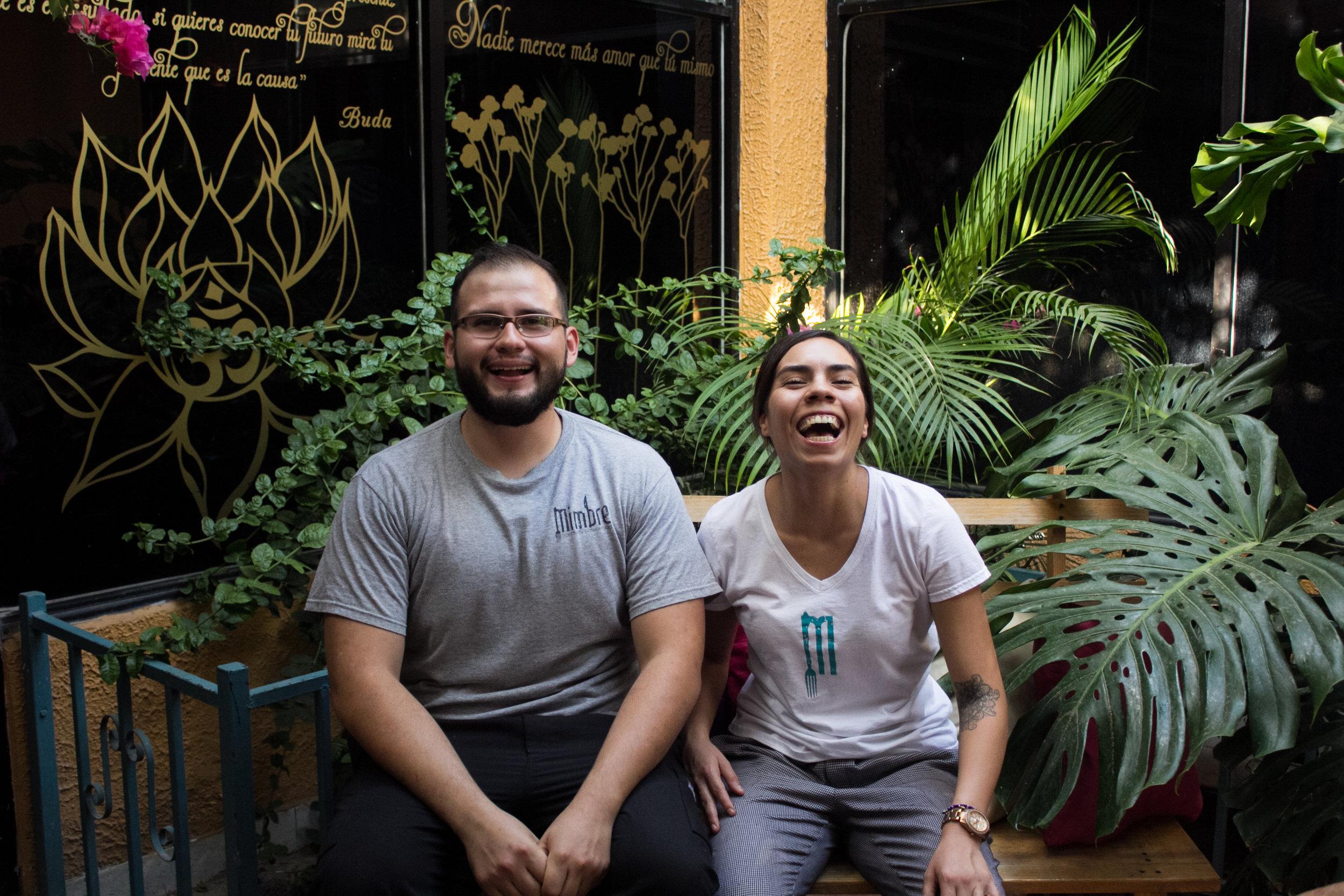 Bricia and David, Juarez, Mexico