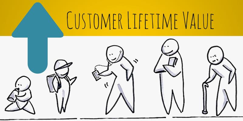 Customer Growth Graphic
