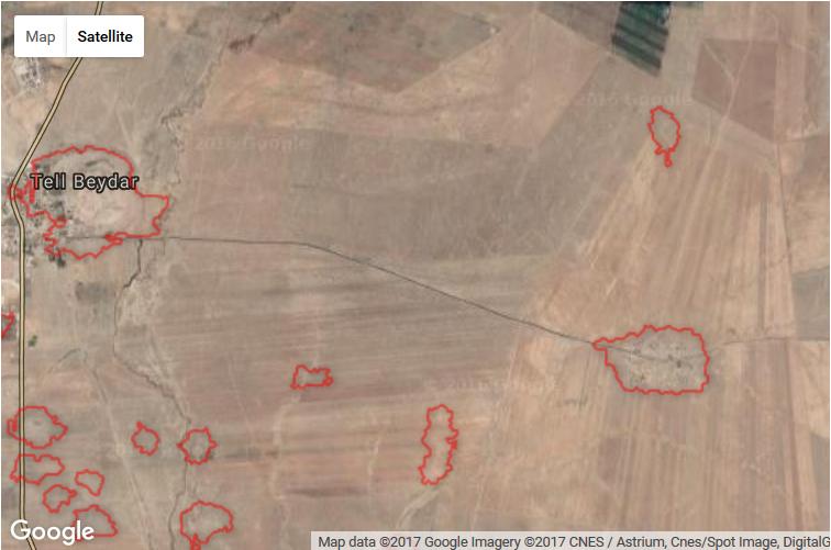 Google Satellite View Generic