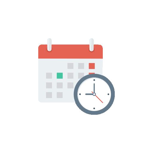 Flexible hours & schedules.