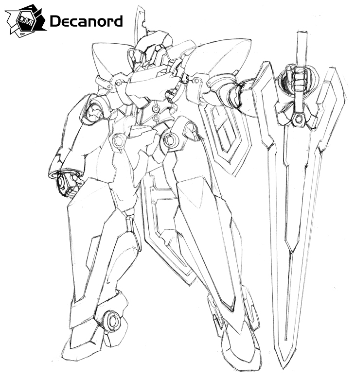 Decanord from Artist: Unknown