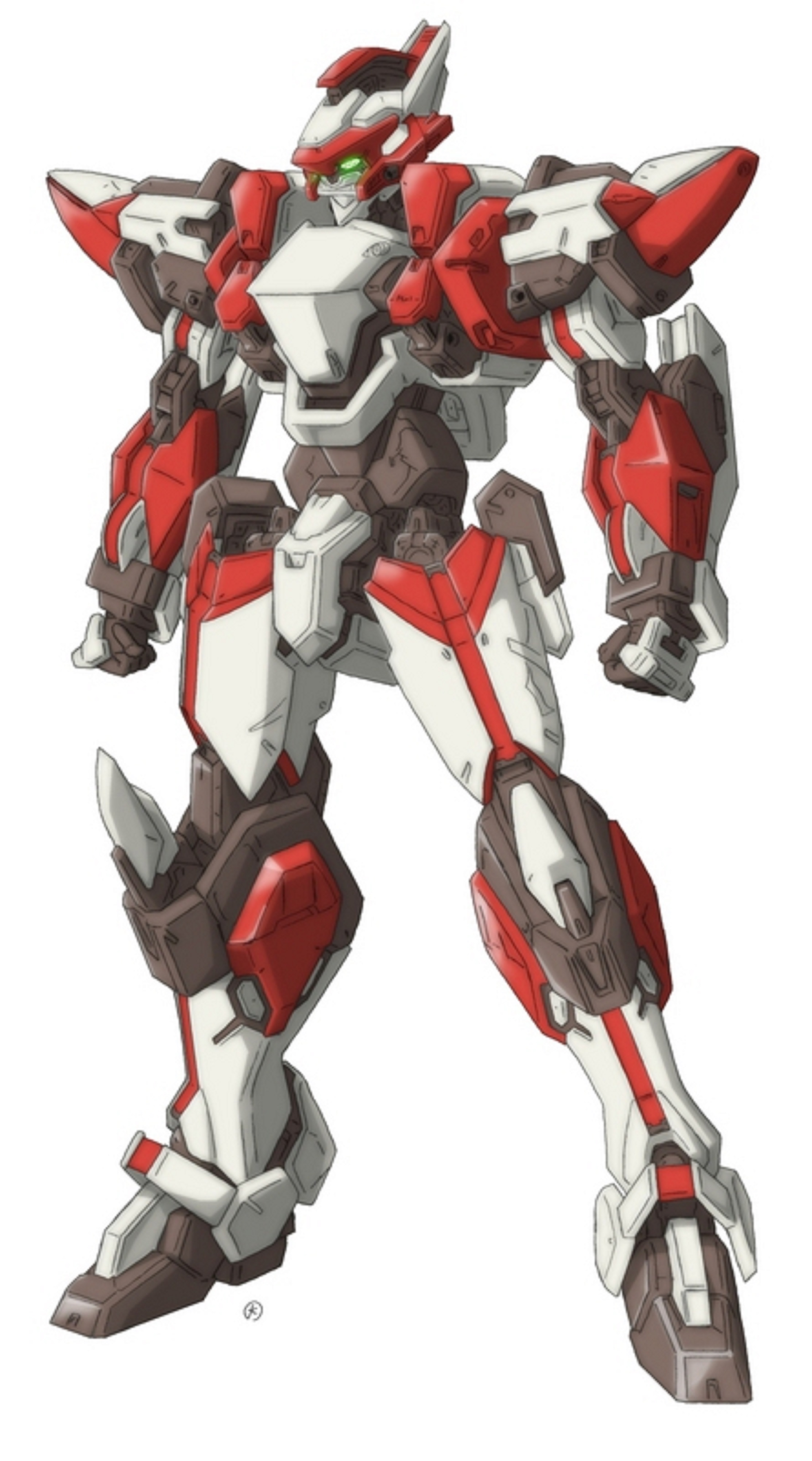 """The Laevatein from """"Full Metal Panic""""."""