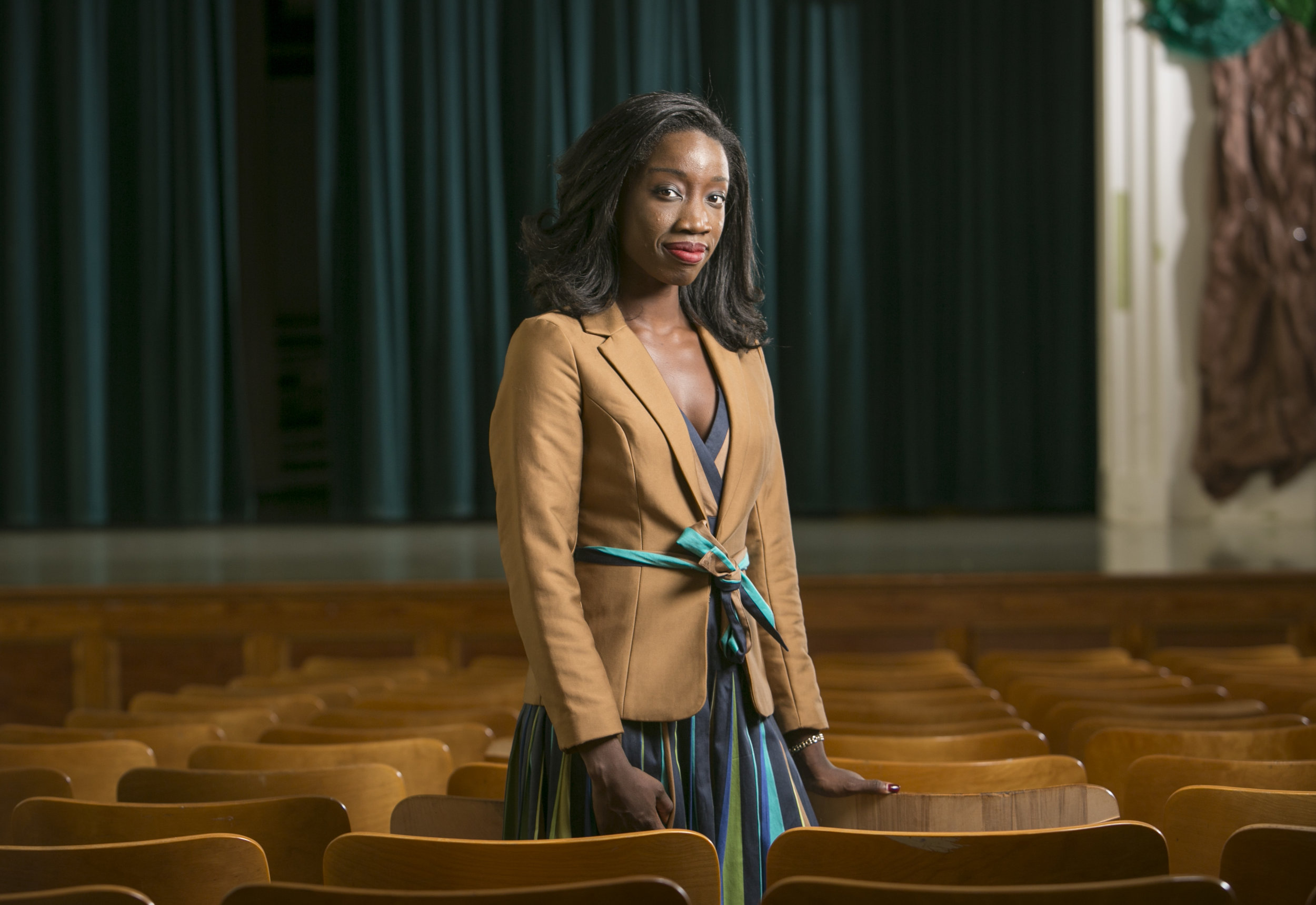 "Sally A. Nuamah - Short Bio Sally A. Nuamah is an award-winning scholar, advocate, and filmmaker whose work explores issues of race, gender, education policy, and political behavior. She completed her Ph.D. in political science at Northwestern University in June 2016. Currently, she is a tenure-track professor at the School of Education and Social Policy at Northwestern University. Previously, she worked as an assistant professor at Duke University's Sanford School of Public Policy, a postdoctoral fellow at Princeton University, a Women and Public Policy fellow at the Harvard Kennedy School and a predoctoral fellow at the University of Pennsylvania. Her first book, How Girls Achieve, was released by Harvard University Press in April 2019. She is the recipient of numerous academic and public awards. Most recently, Dr. Nuamah was named Forbes Magazine ""30 under 30"" in Education, and awarded the Andrew Carnegie Fellowship, aka ""the Brainy Award."""