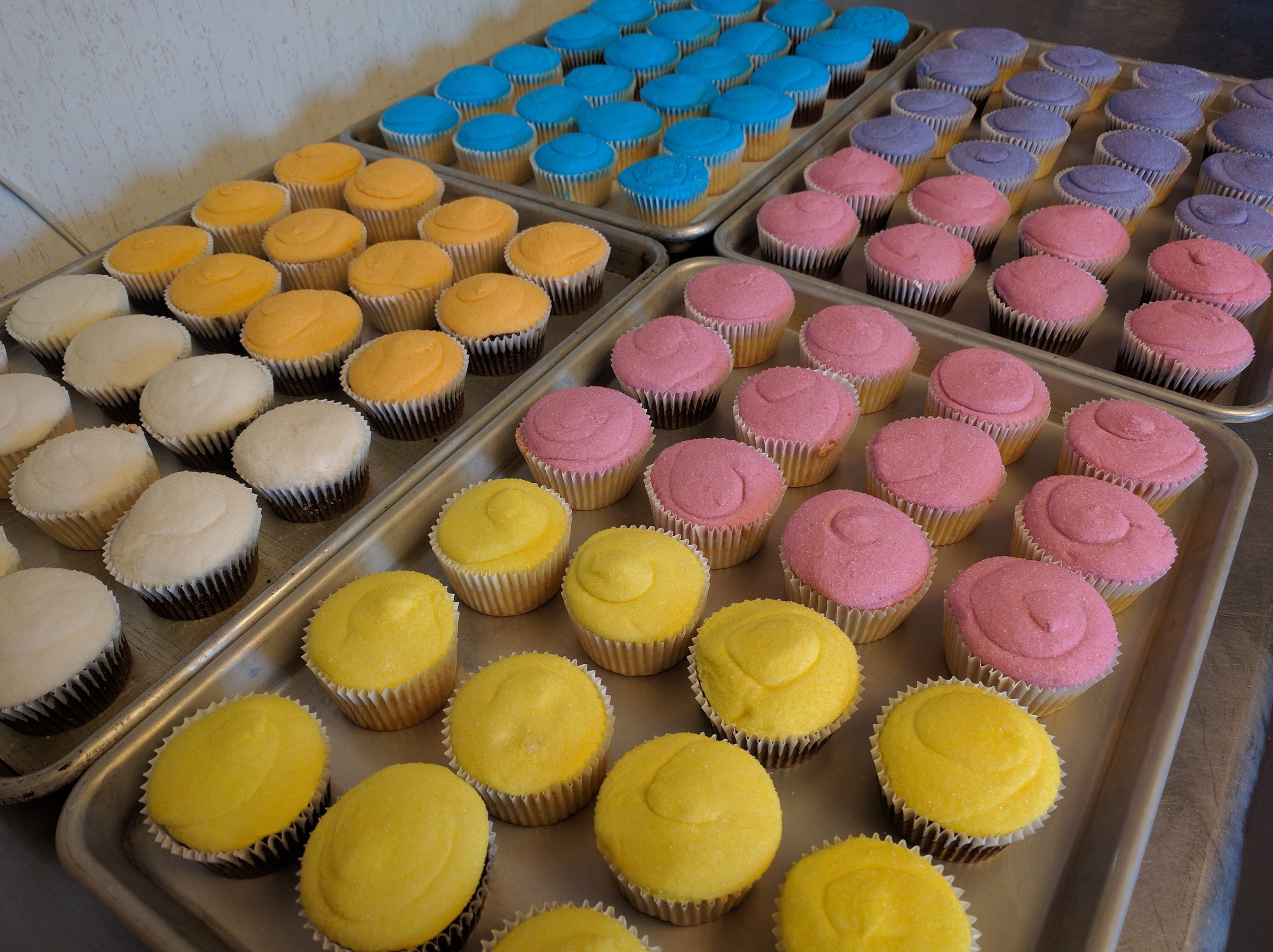 Bulk order cupcakes!