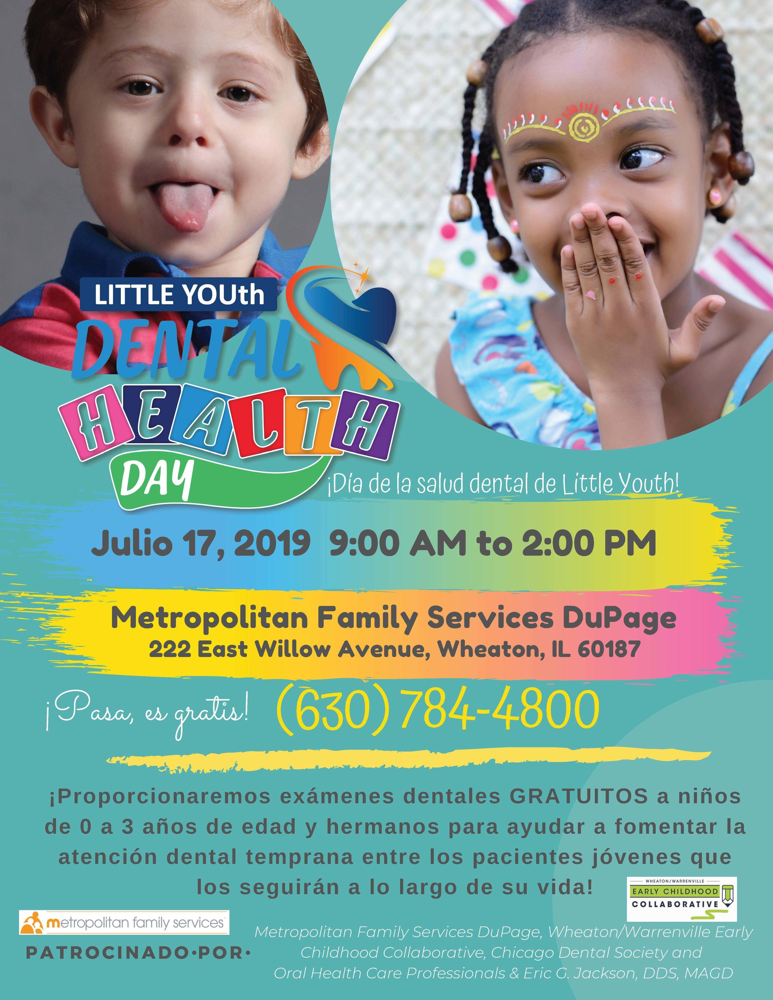 Little YOUth Dental Date 2019 Flyer - Spanish.jpg