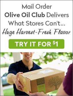 Fresh Pressed Olive Oil Club