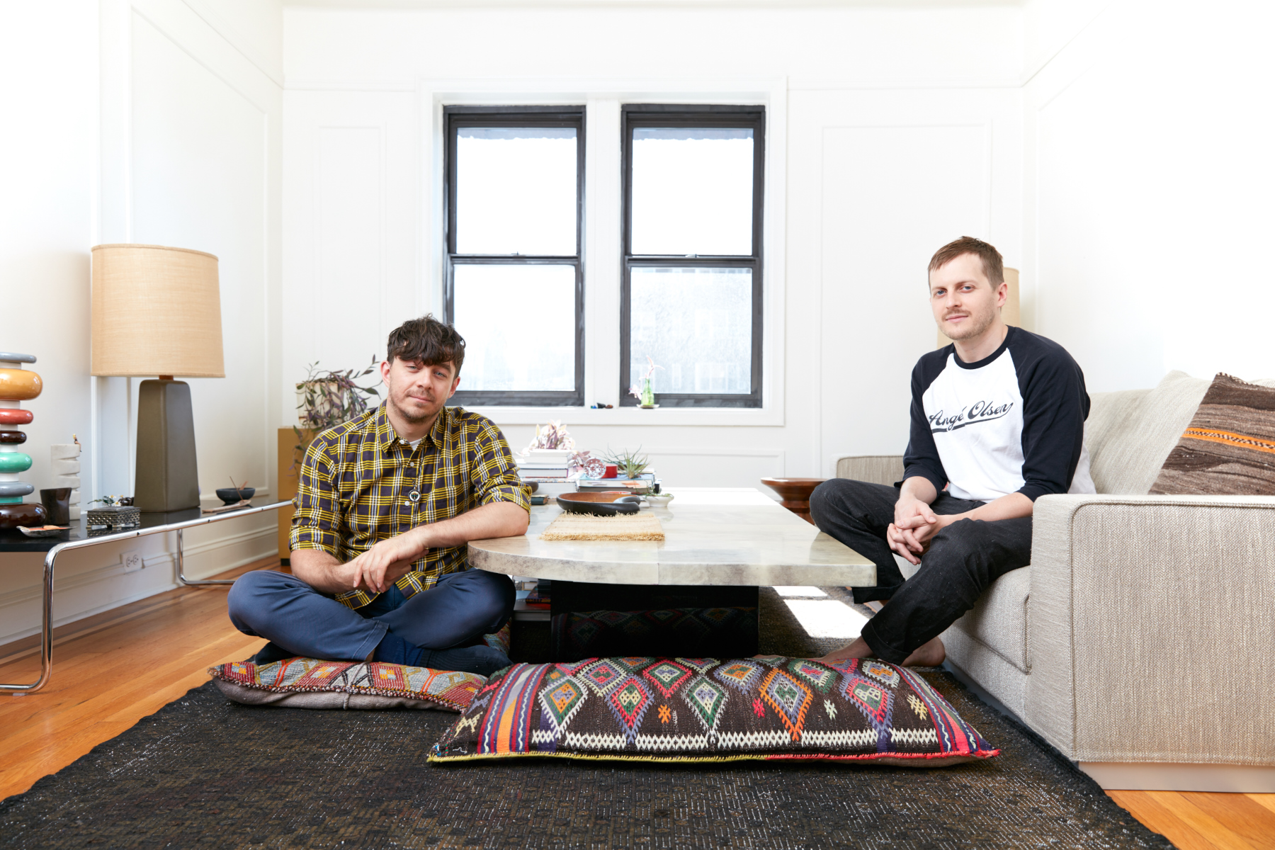 Shane Gabier and Chris Peters, Designers, Creatures of the Wind
