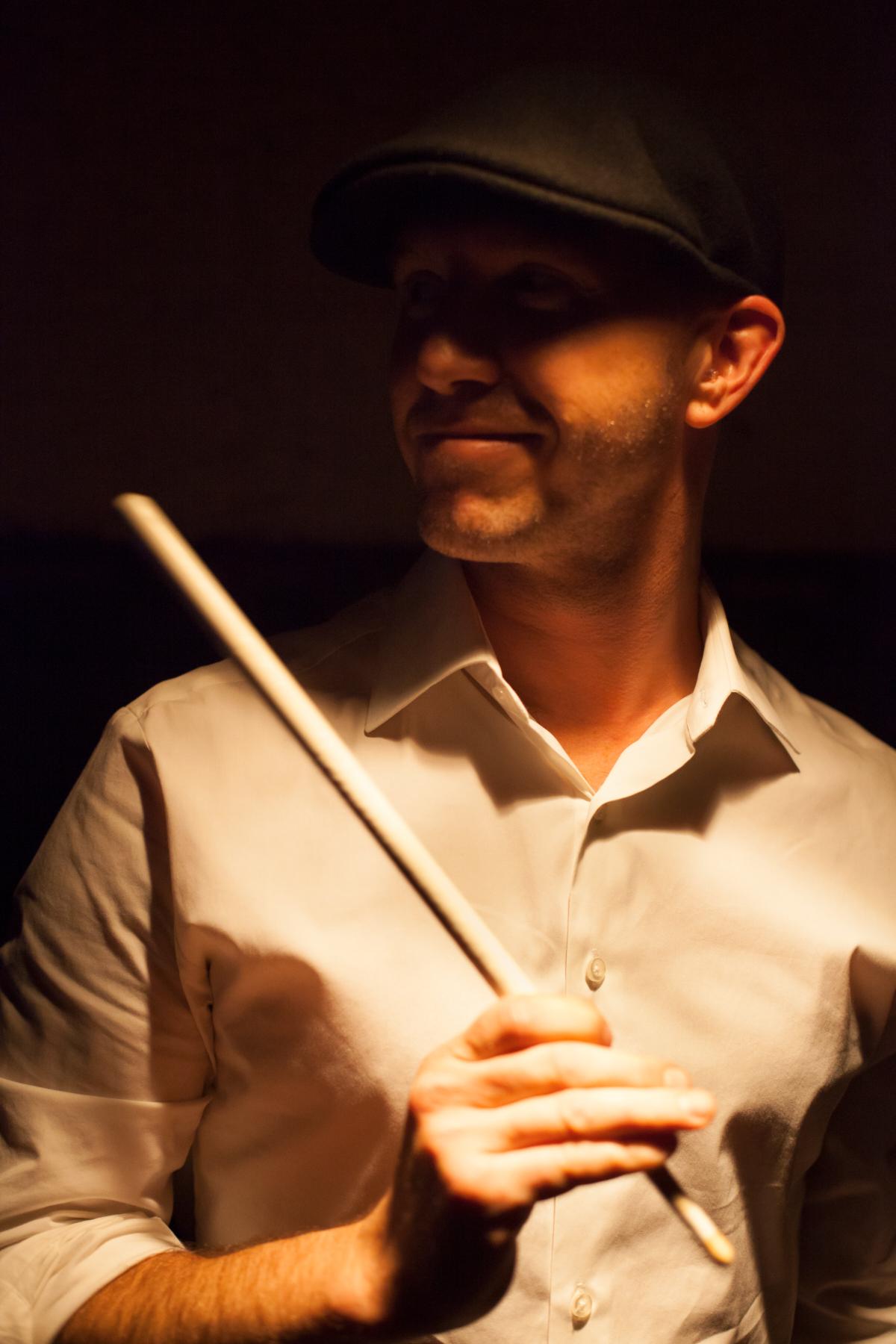 Alex De Carville, Drummer
