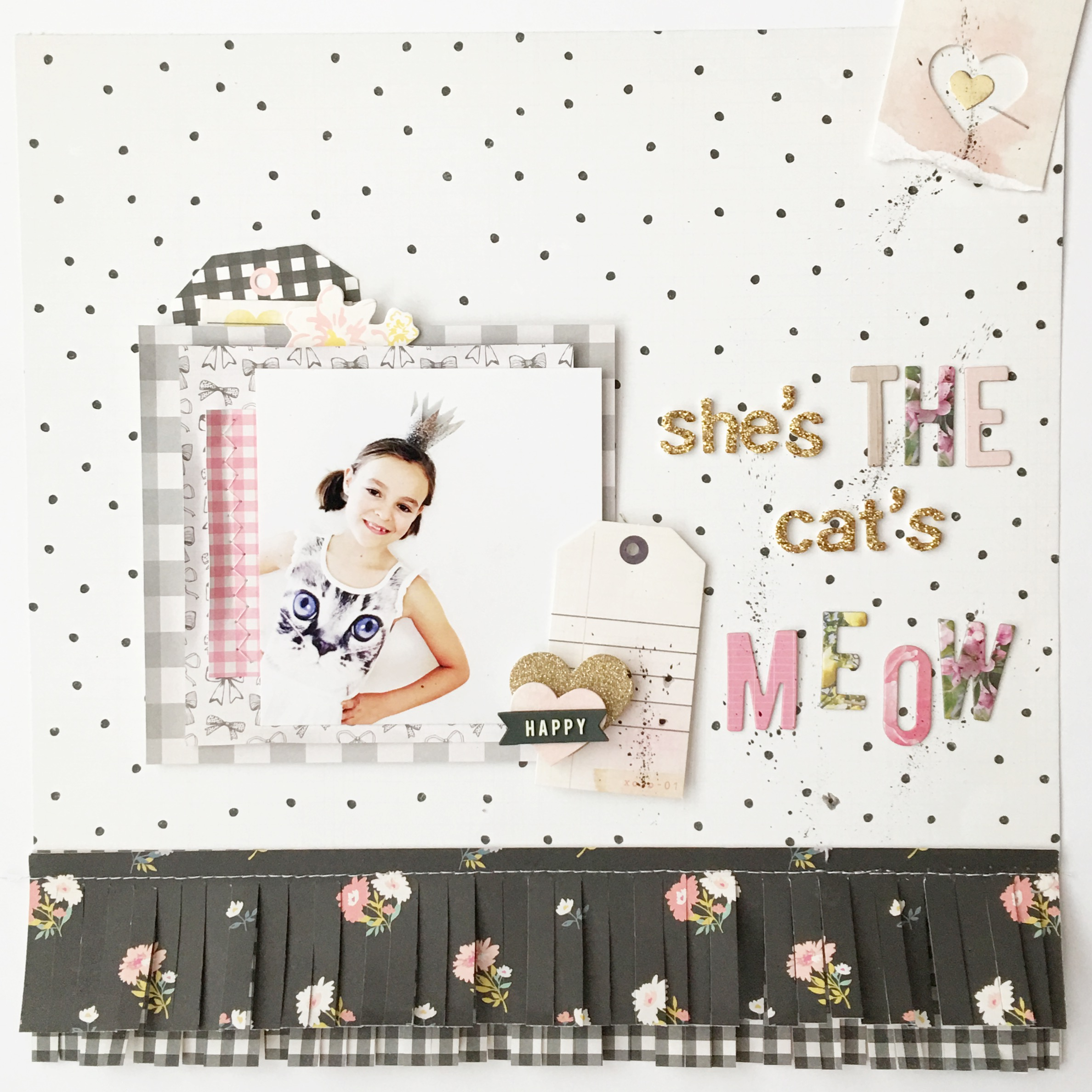 Hello Today Create Crate Paper Layout