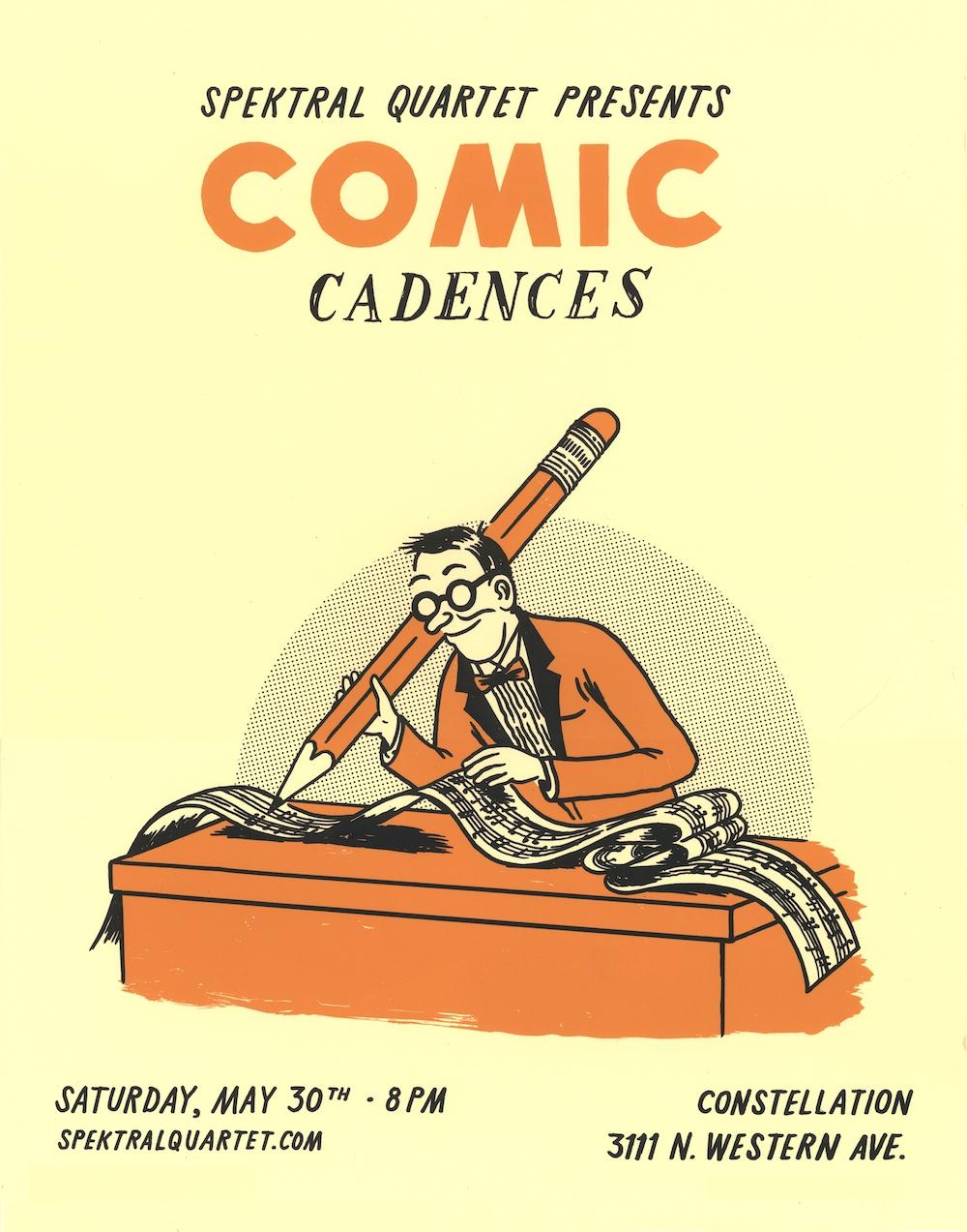 Comic Cadences