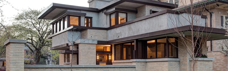 Frank Lloyd Wright's Emil Bach House