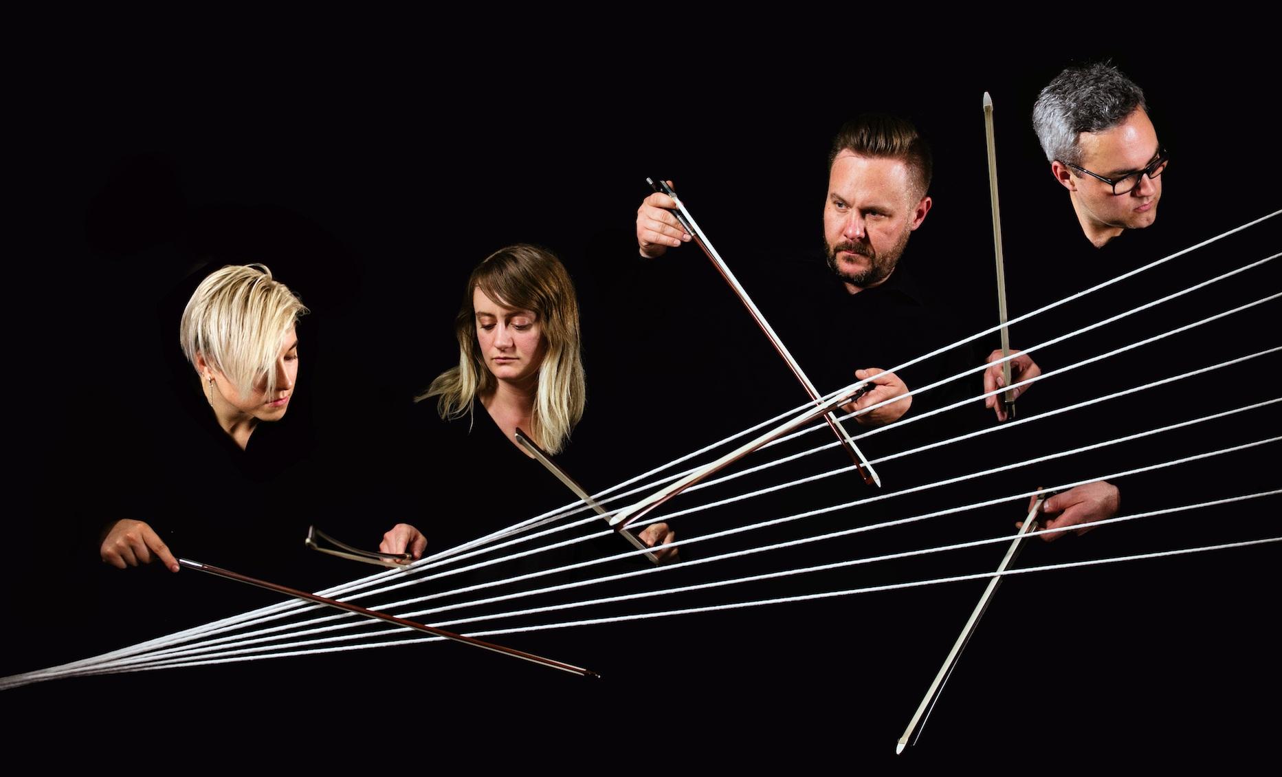 Ensemble — Spektral Quartet