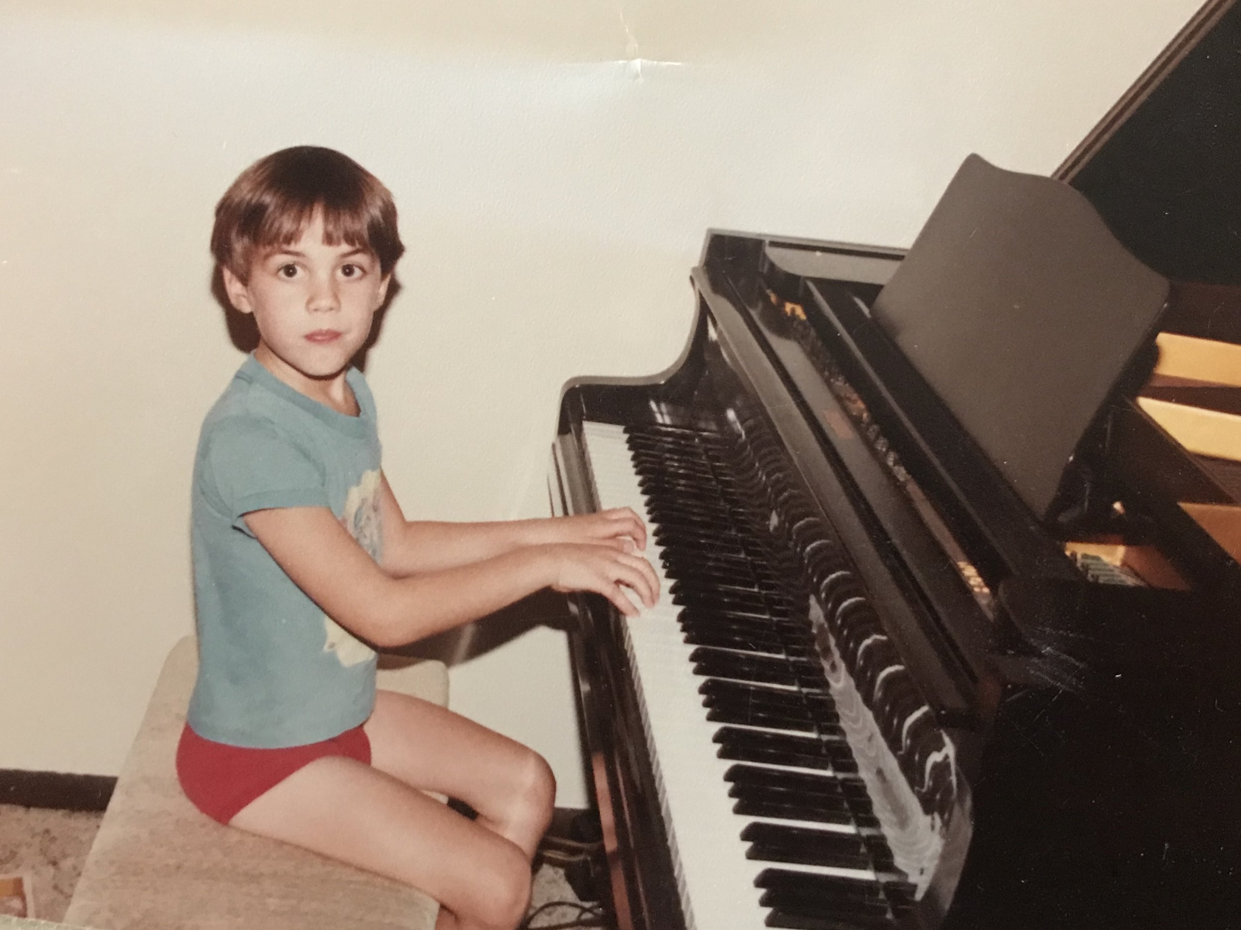 Russ knew what audiences wanted from an early age…