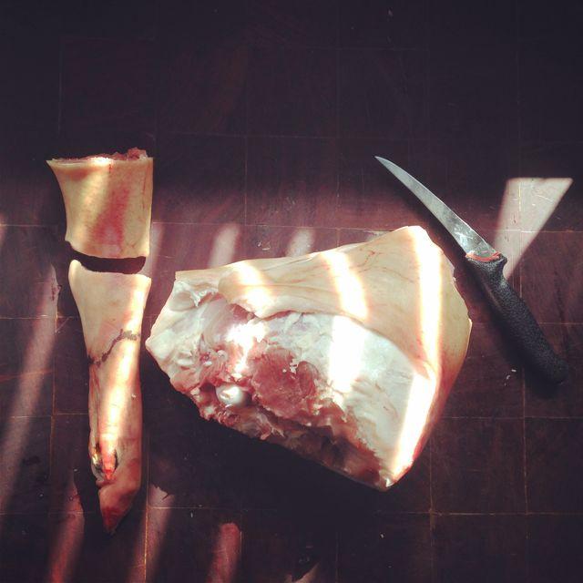 ham boning