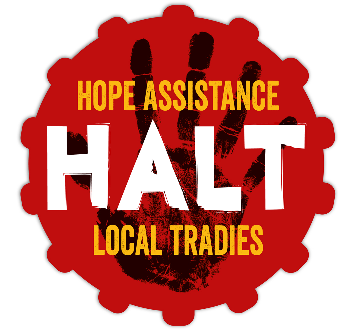 Proudly supporting HALT Australia, will ALL PROCEEDS going to this wonderful charity.