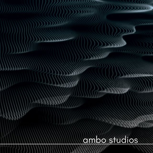 Wavy  #graphic #card #ambo #surreal