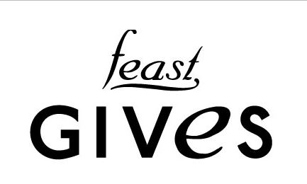 Feast Gives Logo December