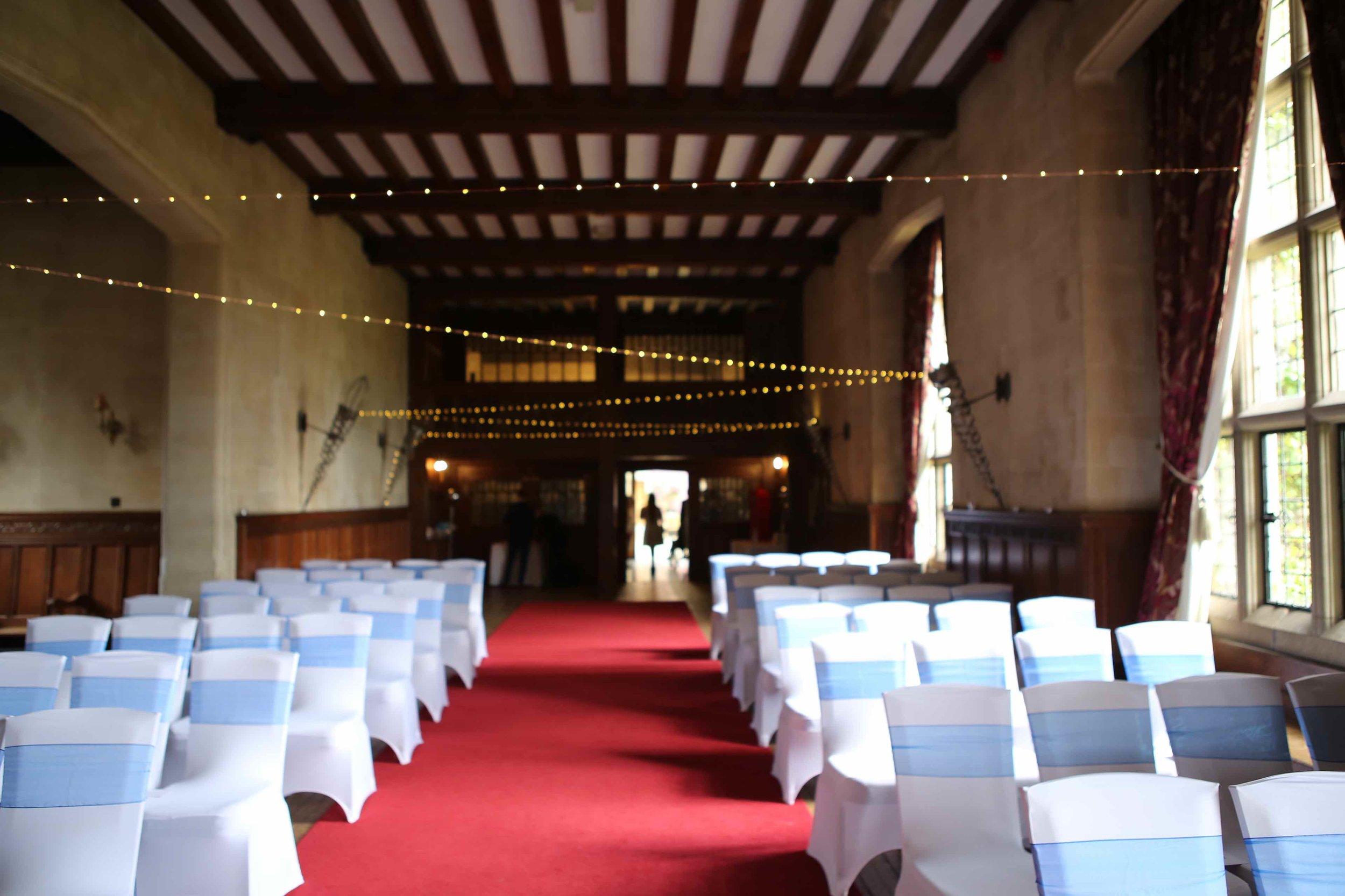 floating light canopy at Fanhams Hall 0.jpg