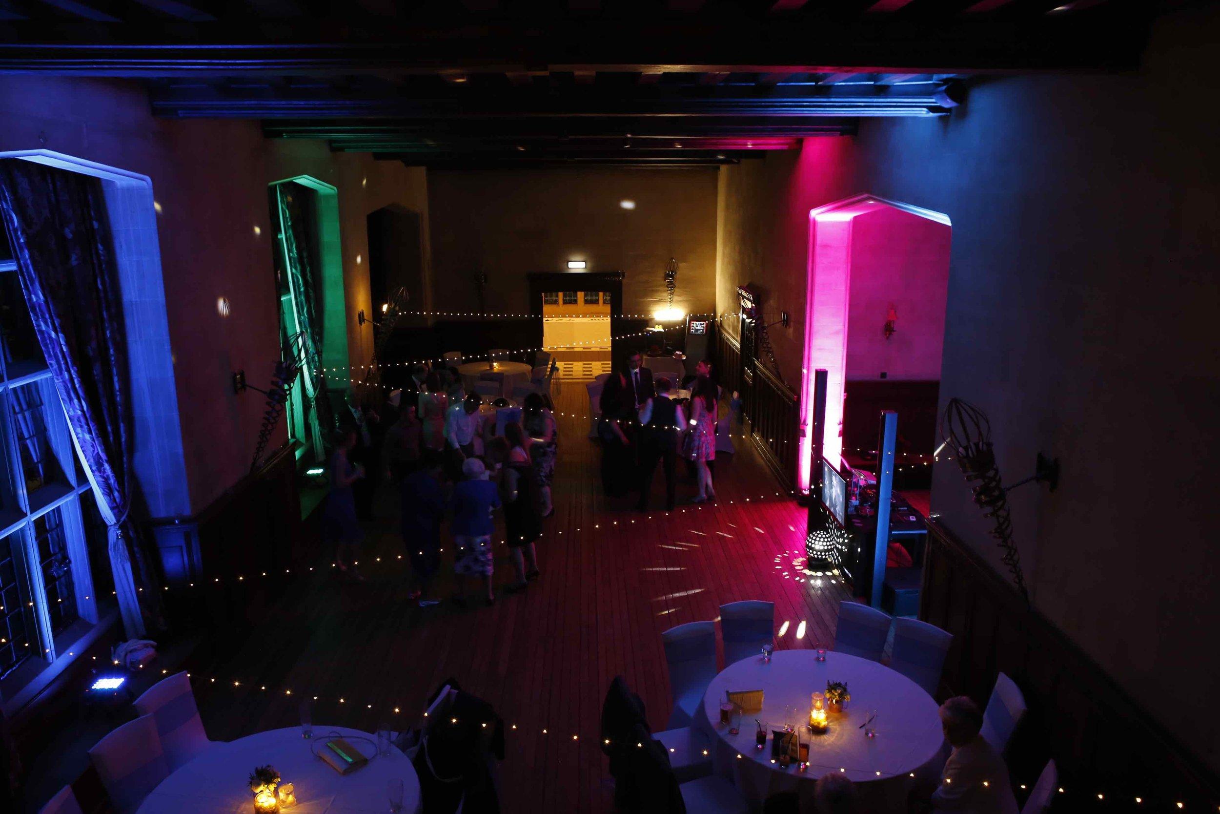 floating light canopy at Fanhams Hall 3.jpg