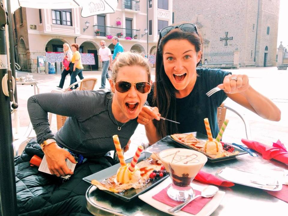 Armitstead is planning a well-earned break before starting her winter training in November