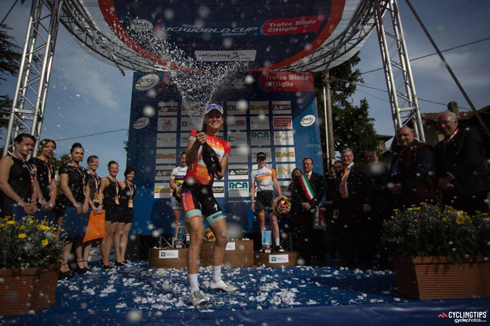 Armitstead has much to celebrate