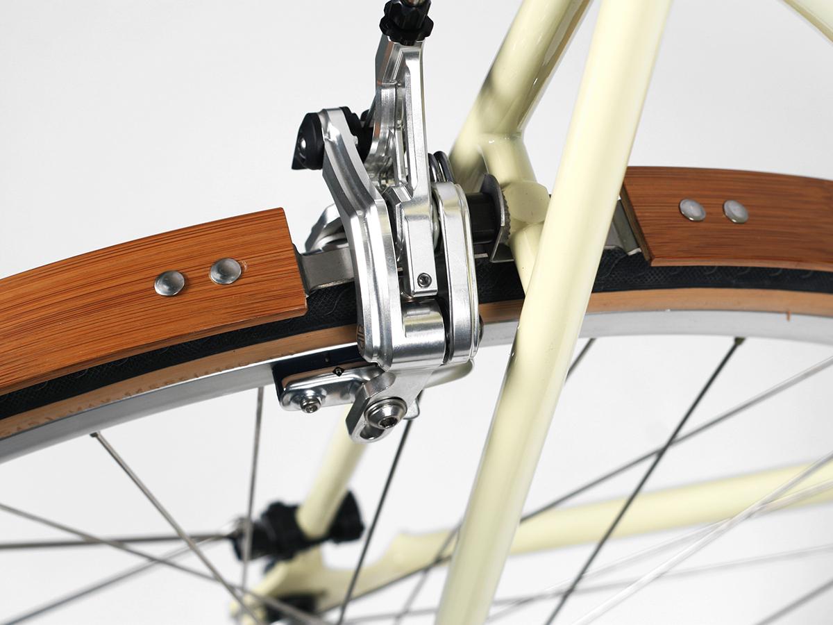 BLB Classic Bamboo Fenders
