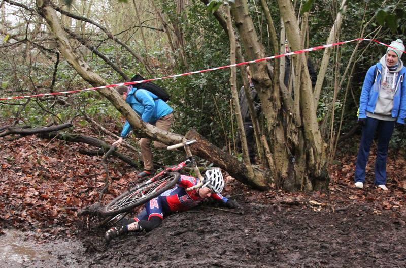 Cyclo-cross - a great spectator sport
